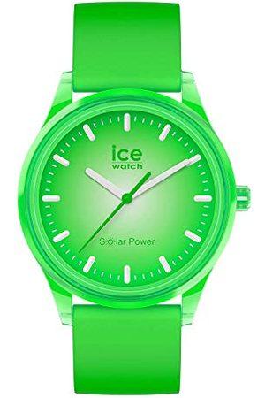 Ice-Watch ICE solar power Grass - zegarek męski/unisex z silikonowym paskiem - 017770 (Medium)