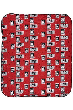 igi Unisex Baby Blanket śpiwór, wielokolorowy (Rain Watchers Red Ra), (rozmiar producenta: One Size)