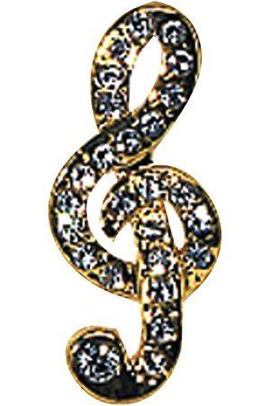 GEWA 980070 broszka unisex przypinka klucz wiolinowy
