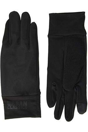 Urban classics Unisex Logo Cuff Performance Gloves rękawiczki zimowe