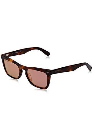 Dsquared2 Okulary przeciwsłoneczne DQ0340 uniseks – dla dorosłych