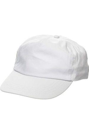US BASIC 1202106c czapka bejsbolowa, biała, pasuje do 58 cm