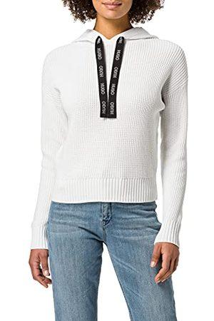 HUGO BOSS Damski sweter z kapturem