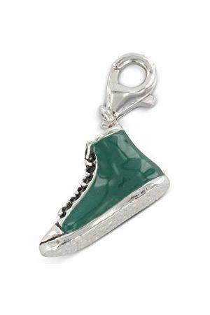 Pasionista Unisex zawieszka buty westernowe srebro 925 wysokiej próby 607955