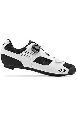 Giro Unisex Trans Boa buty rowerowe szosowe, białe/czarne, rozmiar 41,5 EU