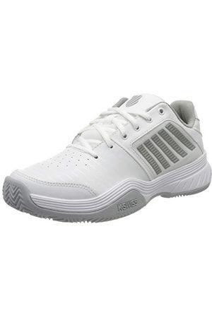 Dunlop Court Express Hb buty sportowe męskie, - White Highrise Silver - 42 EU
