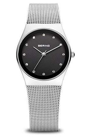 Bering Damski zegarek na rękę analogowy kwarcowy stal szlachetna 12927-002