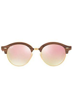 Ray-Ban Unisex dorośli Sonnenbrille Mod. 4246M okulary przeciwsłoneczne, brązowe (brązowe), 51.0