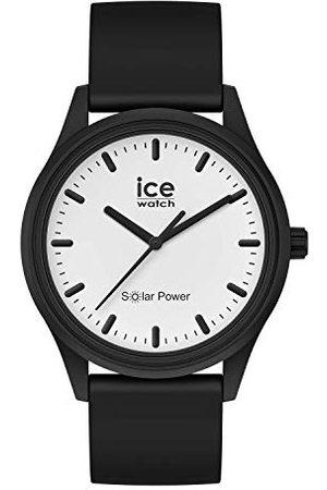 Ice-Watch ICE solar power Moon - zegarek męski/unisex z silikonowym paskiem - 017763 (Medium)