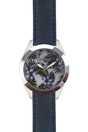 ARABIANS Męski analogowy zegarek kwarcowy ze skórzanym paskiem HBA2212K