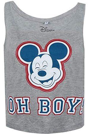 Disney Damska myszka Miki - Oh Boy Kamizelka Top