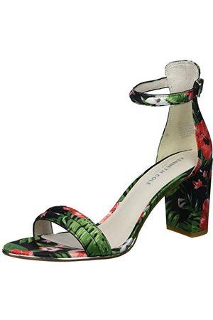 Kenneth Cole Lex damskie sandały z rzemykiem, wielokolorowa - Mehrfarbig Red Multi - 36 EU