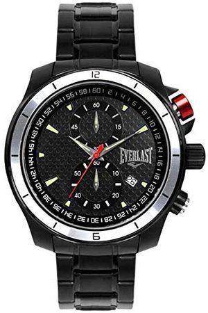 Everlast EVER33-101-103 analogowy zegarek kwarcowy dla dorosłych z bransoletką ze stali nierdzewnej