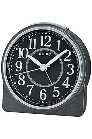 Seiko Budzik tworzywo sztuczne płynący sekundnik QHE137K
