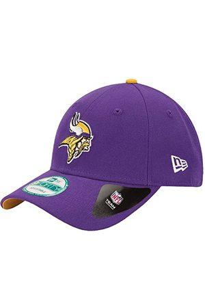 New Era Męska czapka The League 9Forty Minnesota Vikings Offical Team Colour Baseball, jeden rozmiar