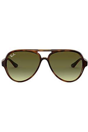 Ray-Ban Męskie okulary przeciwsłoneczne 4125, czarne, 59