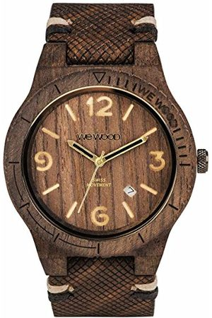WeWood WW08007 zegarek męski analogowy kwarcowy Smart Watch zegarek na rękę ze skórzanym paskiem
