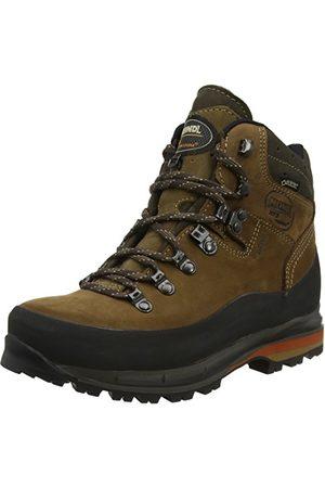 Meindl Damskie buty trekkingowe Vakuum Lady GTX (XL) High Rise, Brown Braun 10-36.5 EU