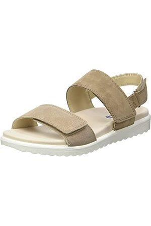 Legero Damskie sandały Savona z paskiem, - Cerbiatto - 37 eu