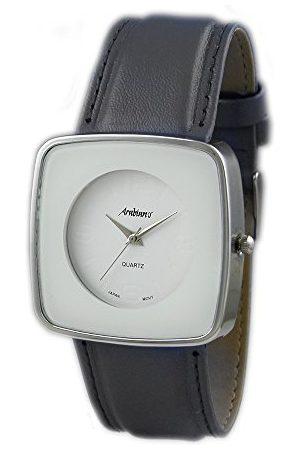 ARABIANS Męski analogowy zegarek kwarcowy ze skórzanym paskiem DBP2045G