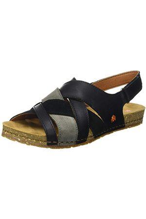 Art Damskie sandały Creta płaskie, - - 37 eu