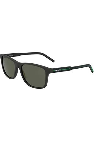 LACOSTE EYEWEAR L931S-317 okulary przeciwsłoneczne, matowe khaki, 56/16/145
