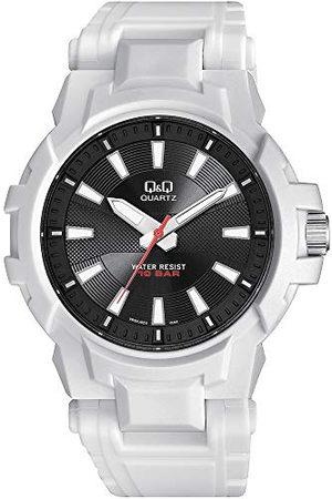 Citizen Męski analogowy zegarek kwarcowy z gumową bransoletką VR62J002Y
