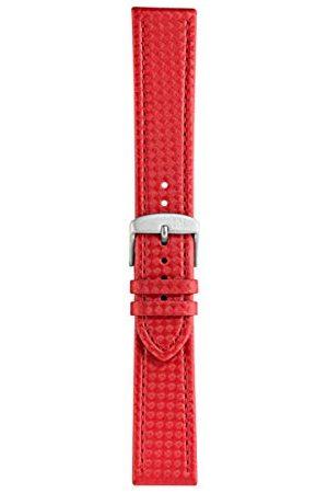 Morellato Bransoletka do zegarka, kolekcja sportowa, mod. Capoeira, z materiału technicznego - efekt włókna węglowego - A01X4907977 Taśma 18mm
