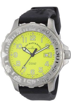 Zeno Męski zegarek na rękę XL Hercules 2 analogowy automatyczny kauczuk 2554-a9