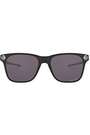 Ray-Ban Męskie okulary przeciwsłoneczne 0OO9451, wielokolorowe (satyna czarna), 55