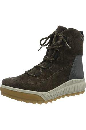 Legero Damskie buty zimowe TIRANO z ciepłą wyściółką Gore-Tex, szary - Ossido 2800-39 eu