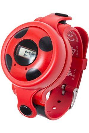 JOY TOY 65992 zegarek cyfrowy dla dziewczynek z plastikową bransoletką