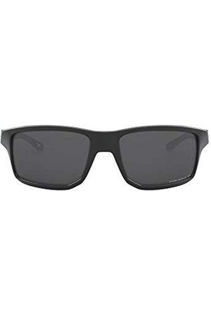 Oakley GIBSTON męskie okulary przeciwsłoneczne, matowe czarne, 60