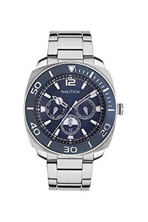 Nautica Męski zegarek Bal Harbour Bransoletka 44 mm