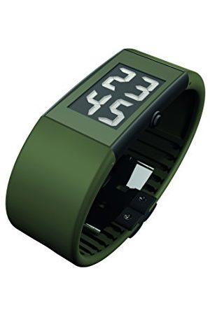 Rosendahl Męski cyfrowy zegarek kwarcowy z plastikowym paskiem 43109