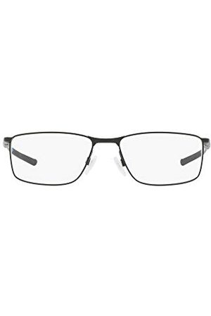 Ray-Ban Optyczne ramy męskie 0OX3217, czarne (satynowa czerń), 55.0