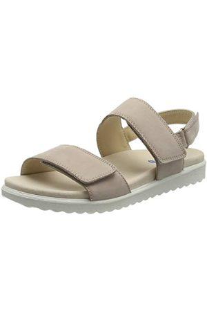 Legero Damskie sandały Savona z rzemykiem, 39, czerwony - Cipria 5600-42 EU