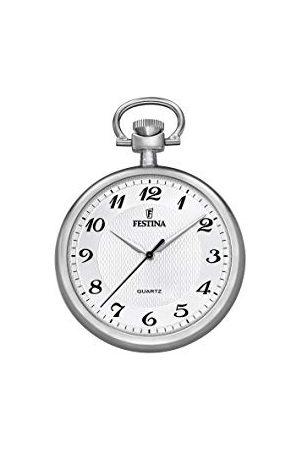 Festina Analogowy kwarcowy zegarek kieszonkowy F2020/1