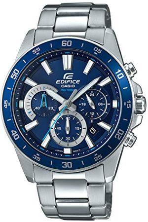 Casio Edifice męski zegarek na rękę chronograf EFV-570 bransoletka Rozmiar uniwersalny