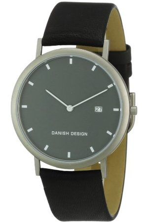 Danish Design Męski zegarek na rękę XL analogowy skóra 3316282
