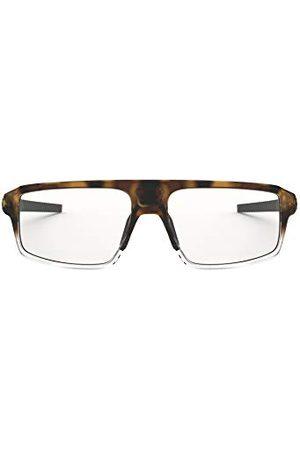 Oakley Unisex 0OX8157 okulary do czytania, brązowe, 54