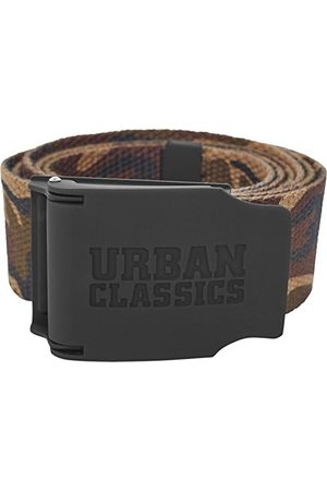 Urban classics Pasek unisex Woven Rubbered Touch Uc