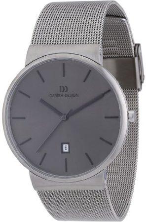 Danish Design Męski zegarek na rękę XL analogowy kwarcowy stal szlachetna 3314411