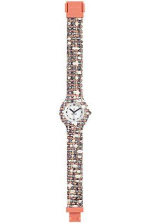 Hip Damski analogowy zegarek kwarcowy z silikonowym paskiem HWU0620