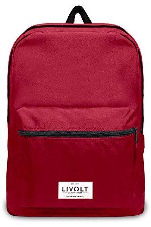 Livolt Unisex plecak Rio Red dla dorosłych, , 30 l