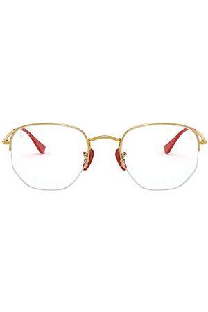 Ray-Ban Unisex 0RX6448M-F029-53 okulary do czytania, złoto, 53