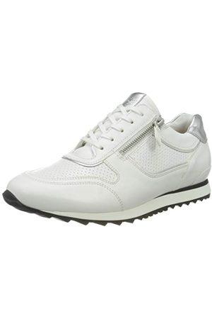 Hassia Barcelona damskie sneakersy, biały - Milk Silver - 38.5 EU Weit