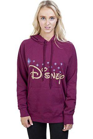 Disney Damska bluza z kapturem z logo a