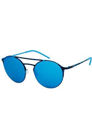 Italia Independent Unisex 0222-147-000 okulary przeciwsłoneczne, niebieskie (Azul), 50.0