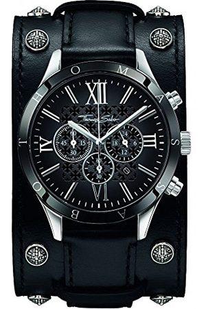 Thomas Sabo Męski zegarek rebel ikona analogowy kwarcowy